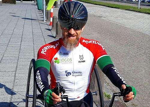 Luís Costa 11.º na prova de fundo do Mundial de paraciclismo