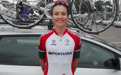 Daniela Reis 28.º na prova de fundo dos Jogos Europeus