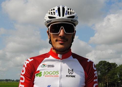 Jorge Magalhães 46.º na etapa curta e dura da Volta a França do Futuro