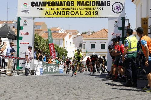 Domingo de festa para o ciclismo amador no Alandroal