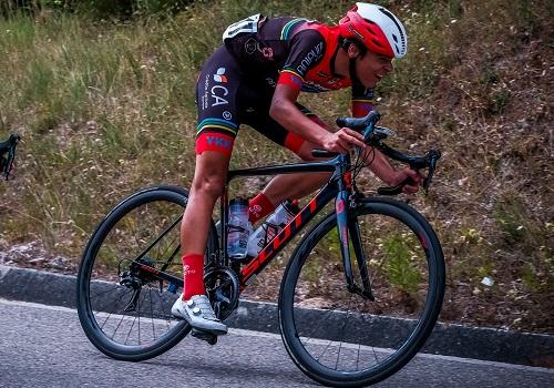 António Morgado ganha ao sprint em Águeda