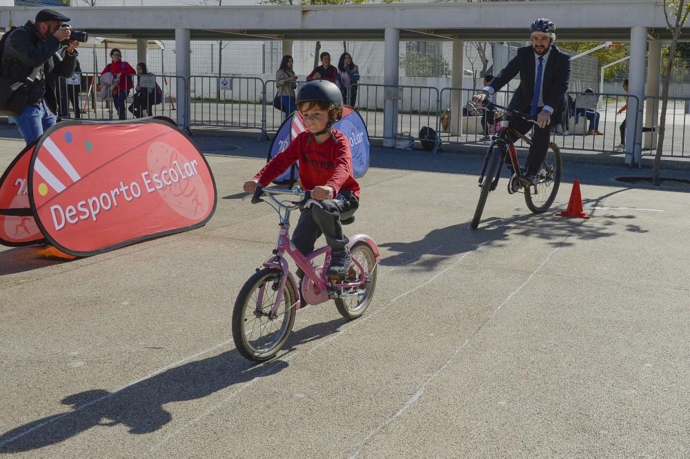 Desporto Escolar sobre rodas chega a 24 agrupamentos