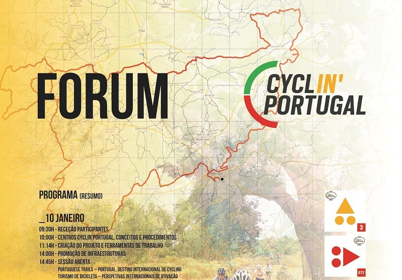 Futuro do turismo em bicicleta em debate no I Fórum Cyclin´ Portugal