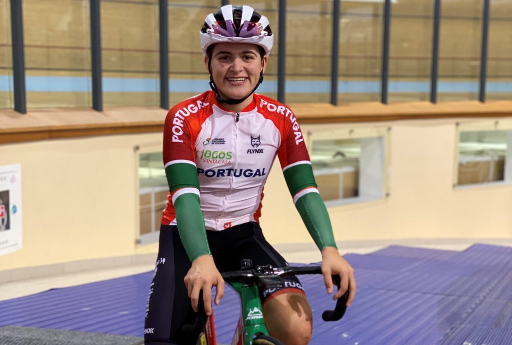 Maria Martins 13.ª na corrida por pontos da Taça do Mundo
