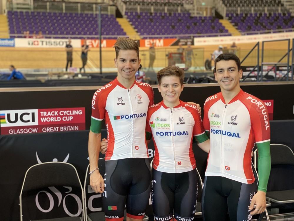 Portugal continua a reforçar ambição olímpica na pista