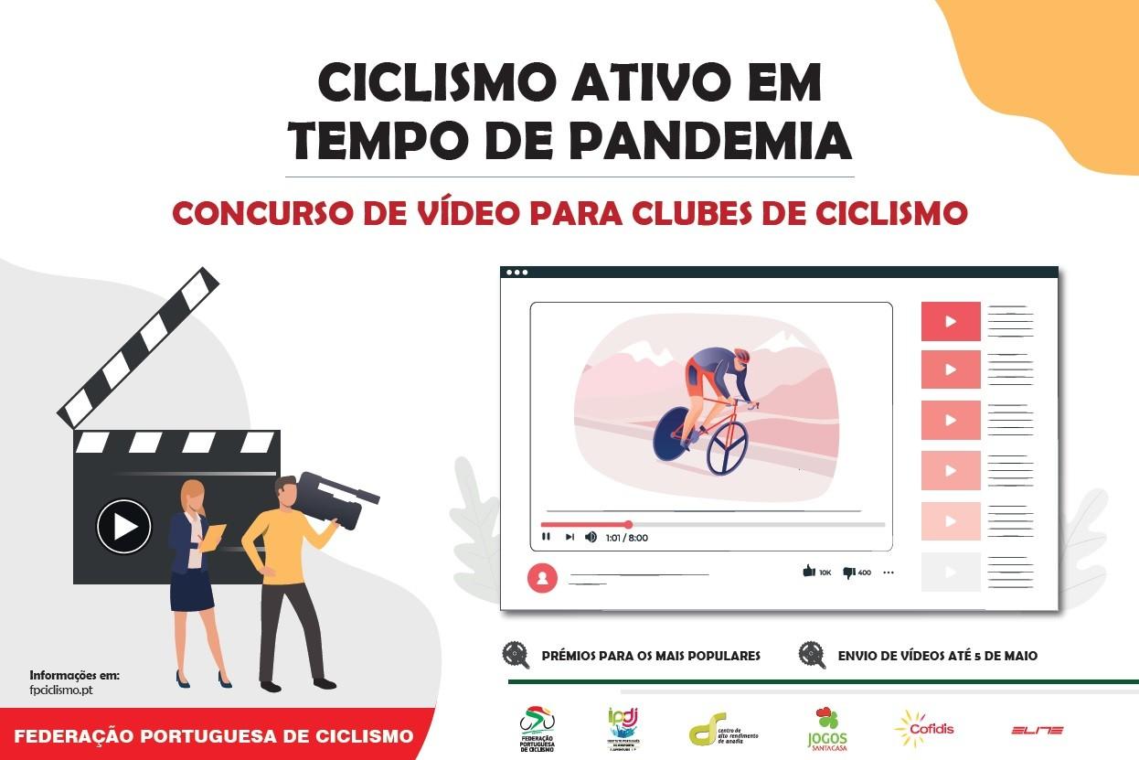 Ciclismo ativo em tempo de pandemia
