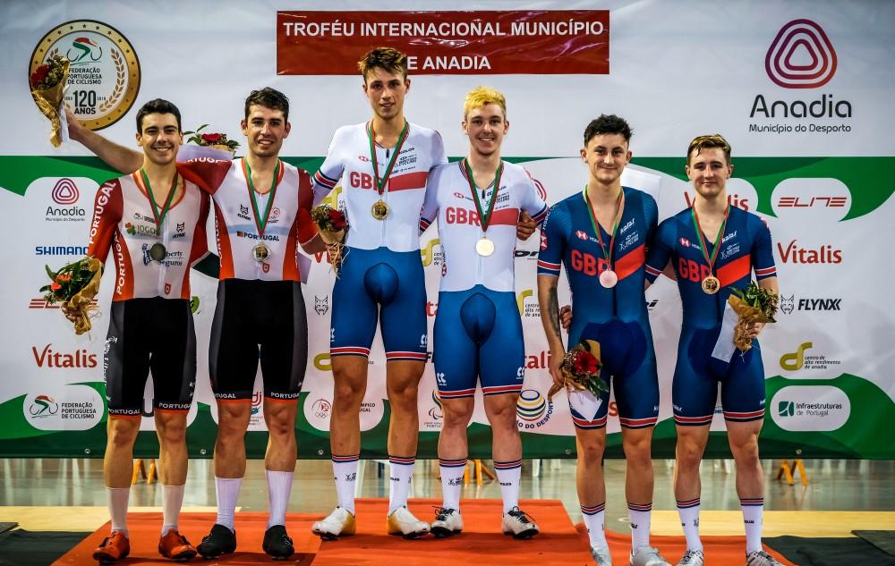 João Matias e Iuri Leitão conquistam mais duas medalhas para Portugal