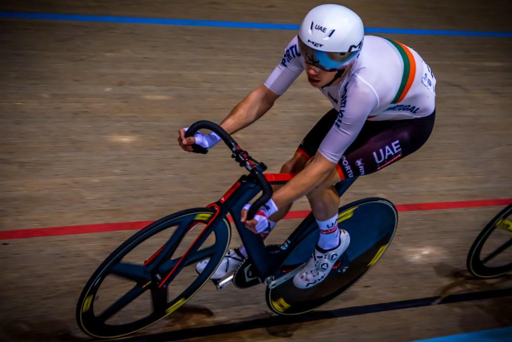 Ivo Oliveira soma 45 pontos para o ranking olímpico