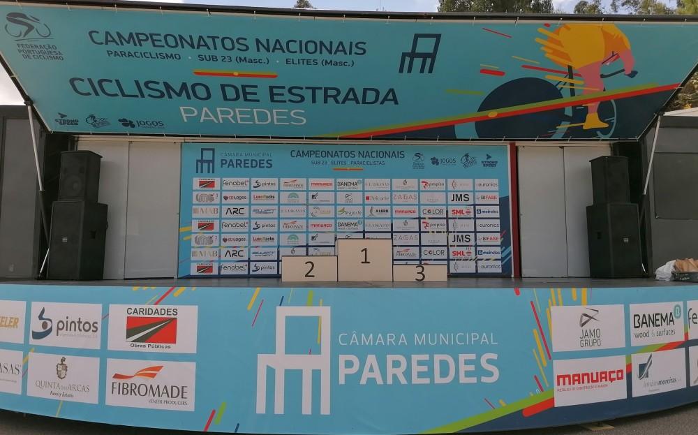 Campeonato Nacional de Contrarrelógio - Informação em Direto