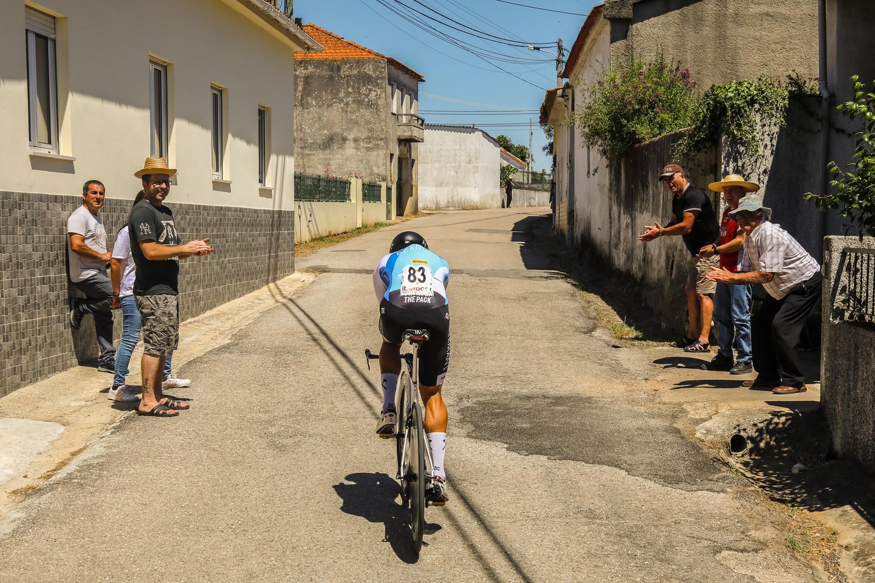 Campeonatos de Estrada abrem com luta contra o relógio