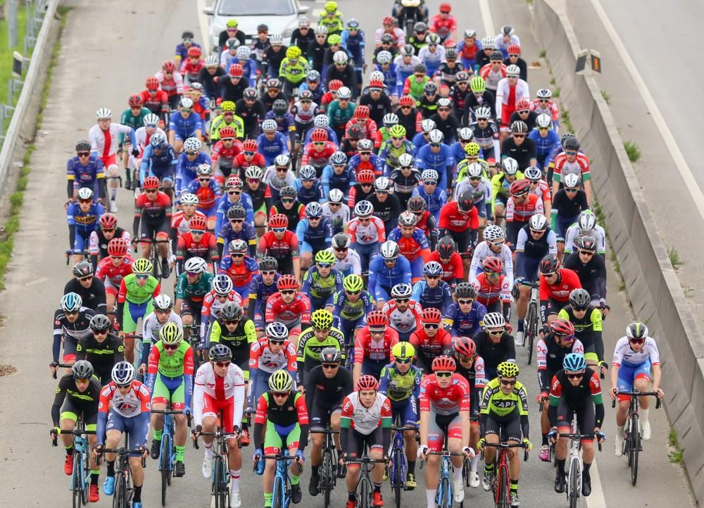 Chegada para sprinters em terra de bicicletas