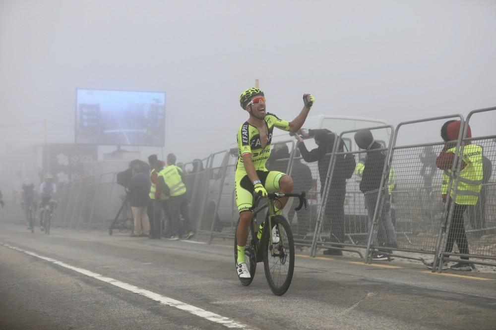 Joni Brandão emerge do nevoeiro mas Amaro Antunes consolida favoritismo
