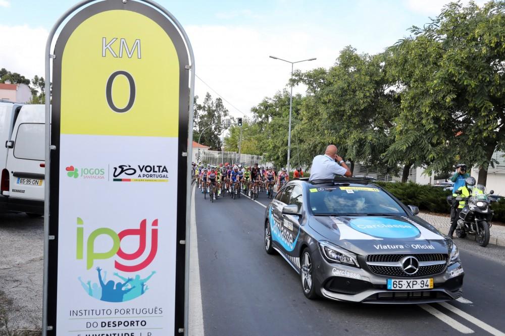 Direto em texto da sétima etapa da Volta a Portugal Edição Especial Jogos Santa Casa