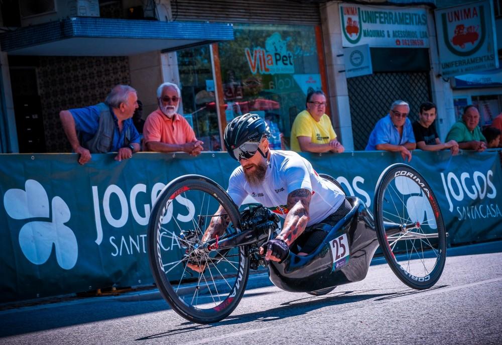 Portugal organiza Campeonato do Mundo de Paraciclismo em 2021