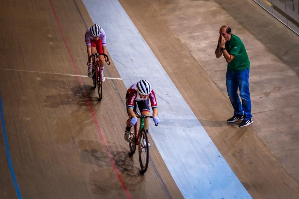 Quarteto português no Mundial com os Jogos Olímpicos no ho