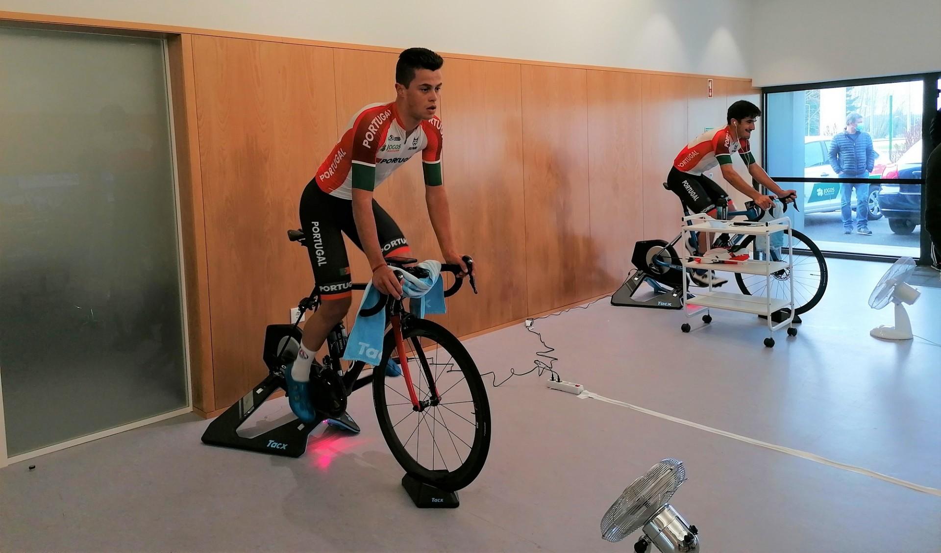 Miguel Salgueiro 33.º no Campeonato do Mundo de Ciclismo Eletrónico
