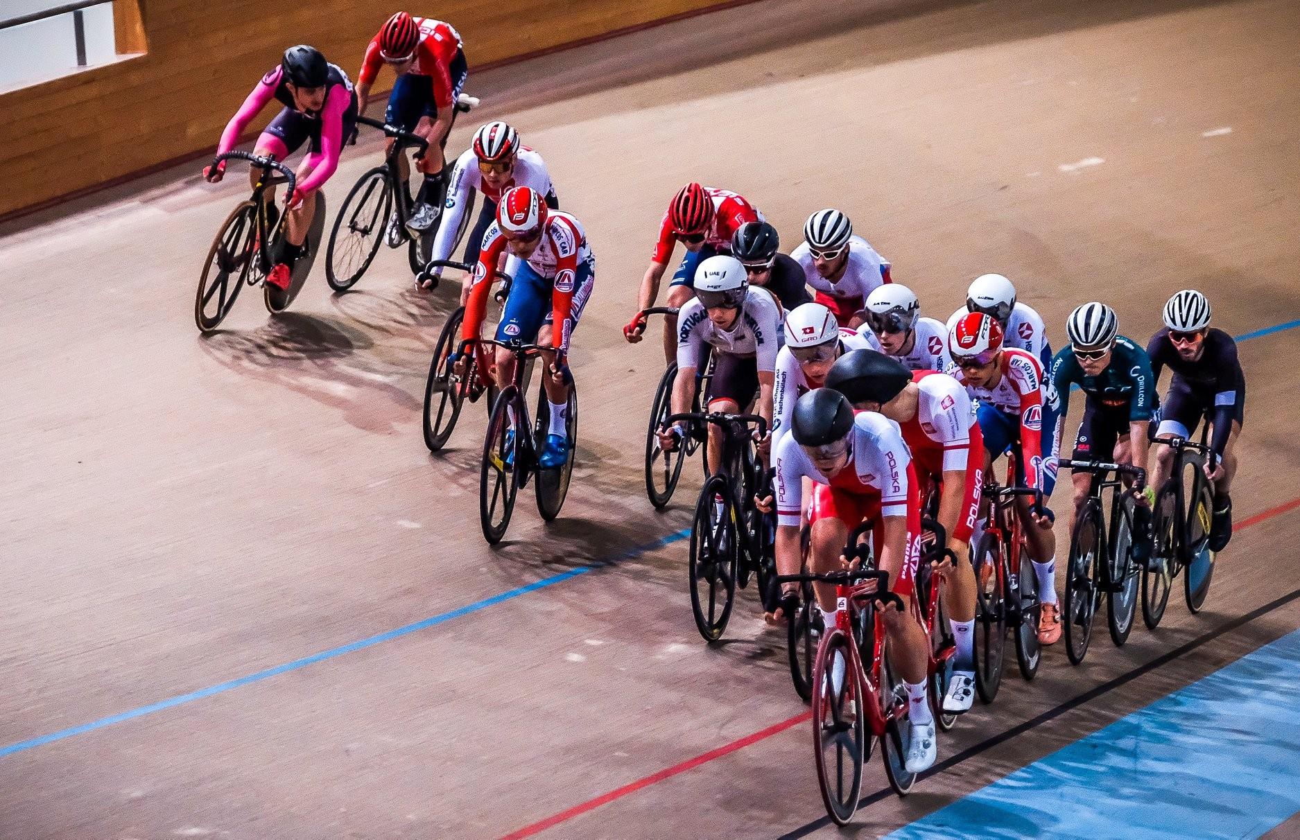 Treze nações a pedalar na Prova Internacional