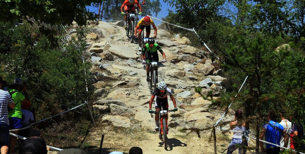 Fim de semana de ciclismo em Guimarães e Miranda do Corvo