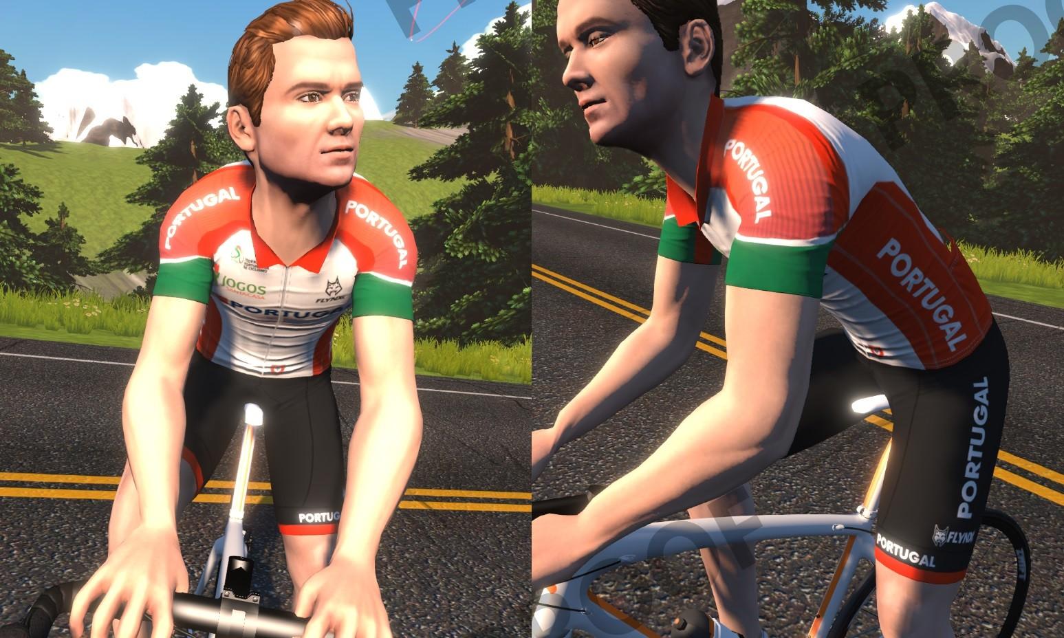 Portugal com três ciclistas na estreia do Mundial de Desporto Eletrónico