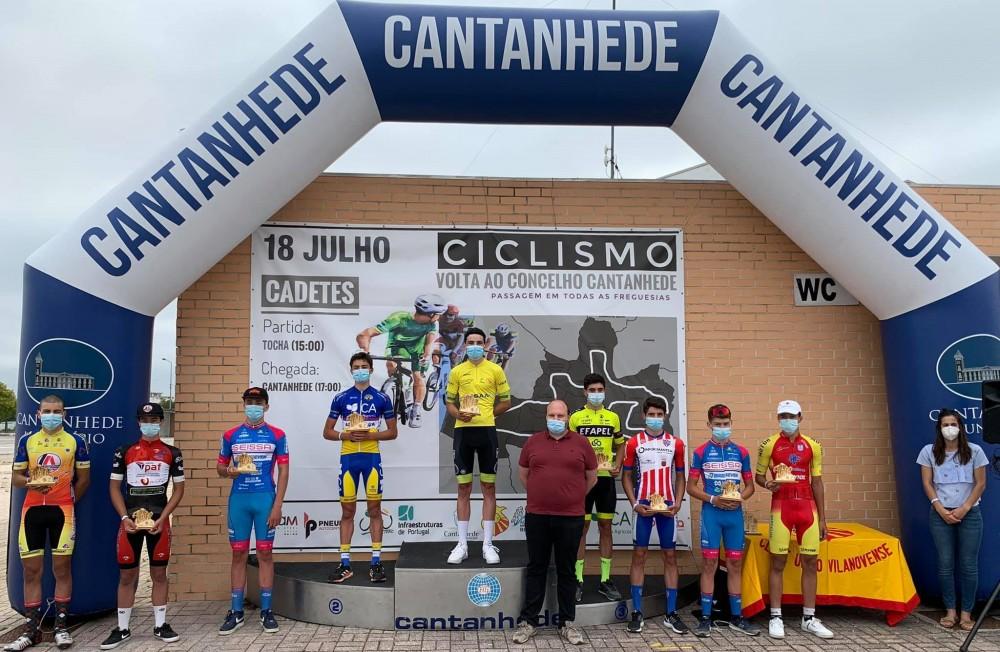 Miguel Batista vence ao sprint em Cantanhede