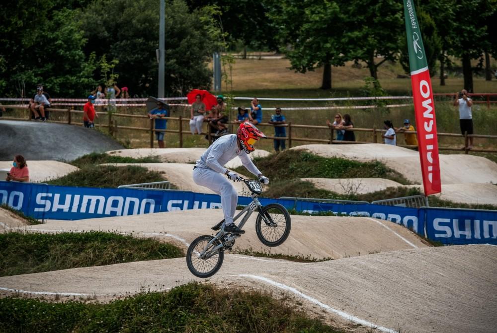 Bruno Cardoso 27.º no Europeu de BMX