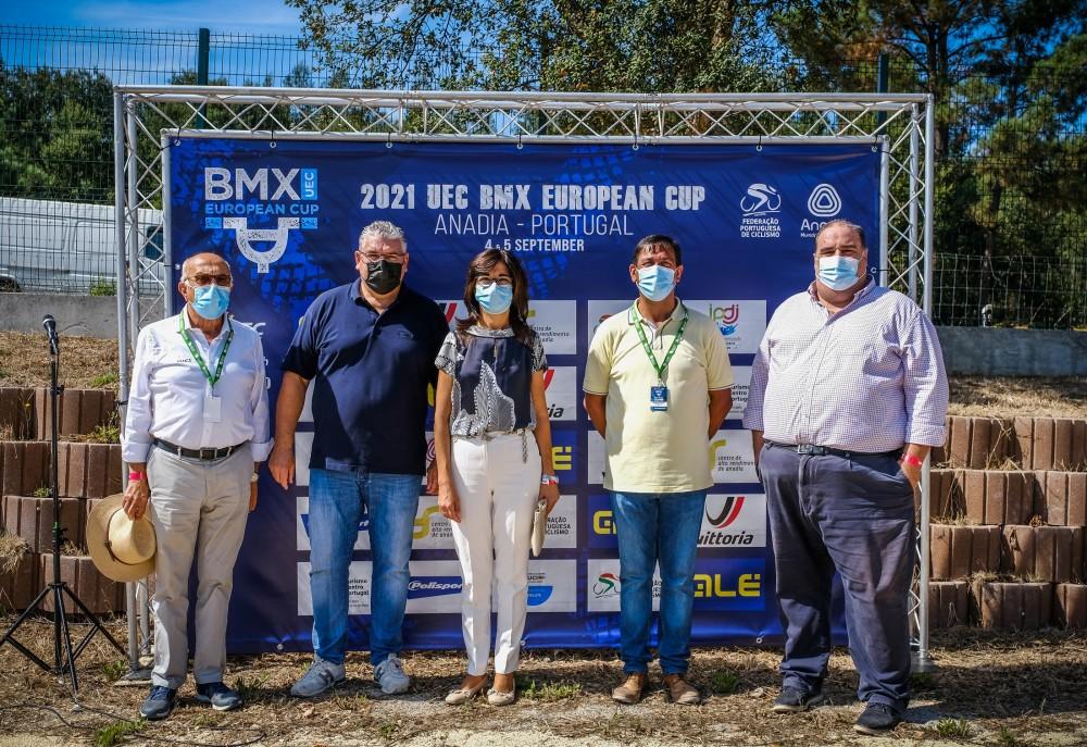 Anadia recebe três Campeonatos da Europa de ciclismo em julho de 2022