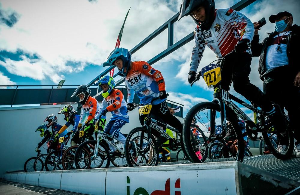Portugal recebe Taça da Europa de BMX em Anadia