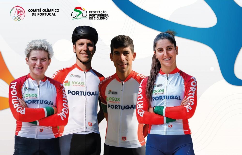 Escolhidos os representantes do ciclismo português para os Jogos Olímpicos