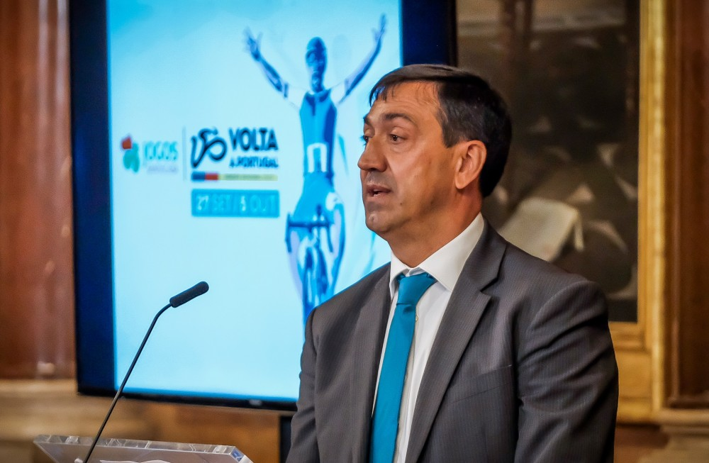 Delmino Pereira eleito vice-presidente da UEC