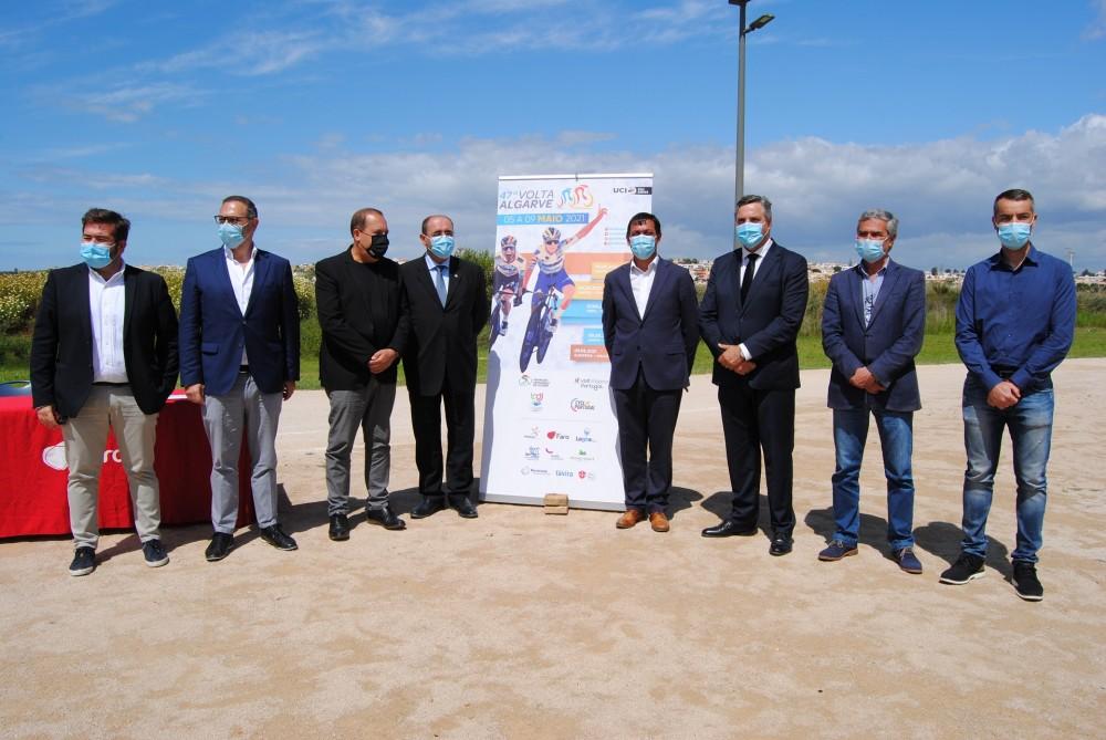 Volta ao Algarve de regresso com atletas de topo mundial
