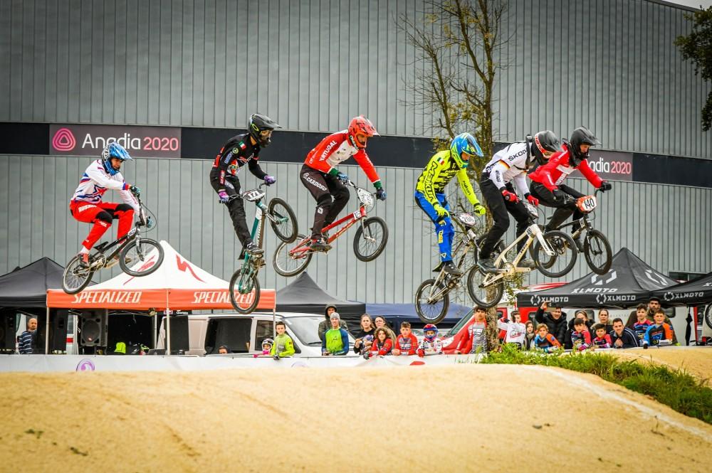 Taça da Europa de BMX corre-se em Anadia