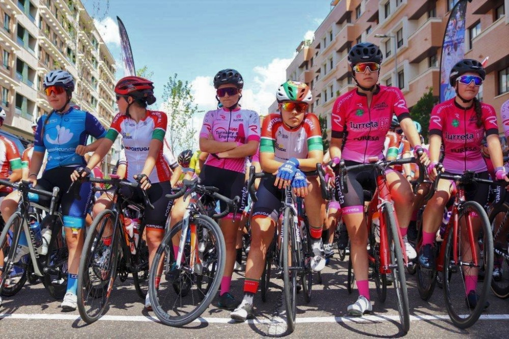 Beatriz Roxo nona classificada na Taça de Espanha de Estrada