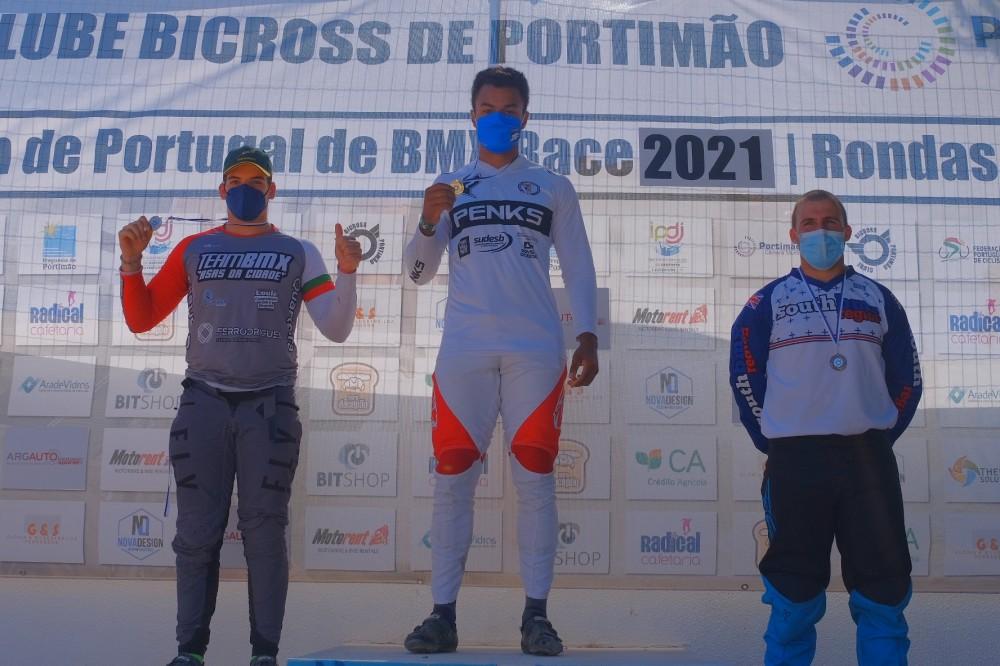 Silva Fonseca domina fim de semana de BMX em Portimão