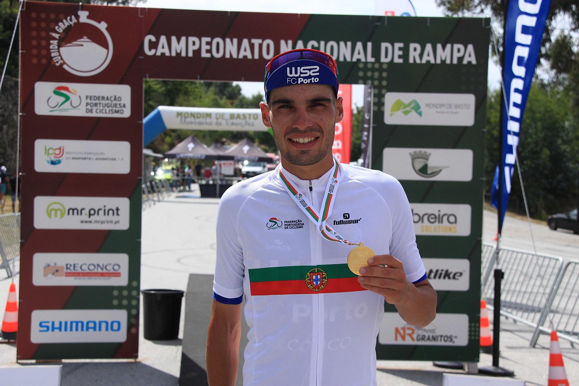 José Neves e Melissa Maia sagram-se campeões nacionais de rampa