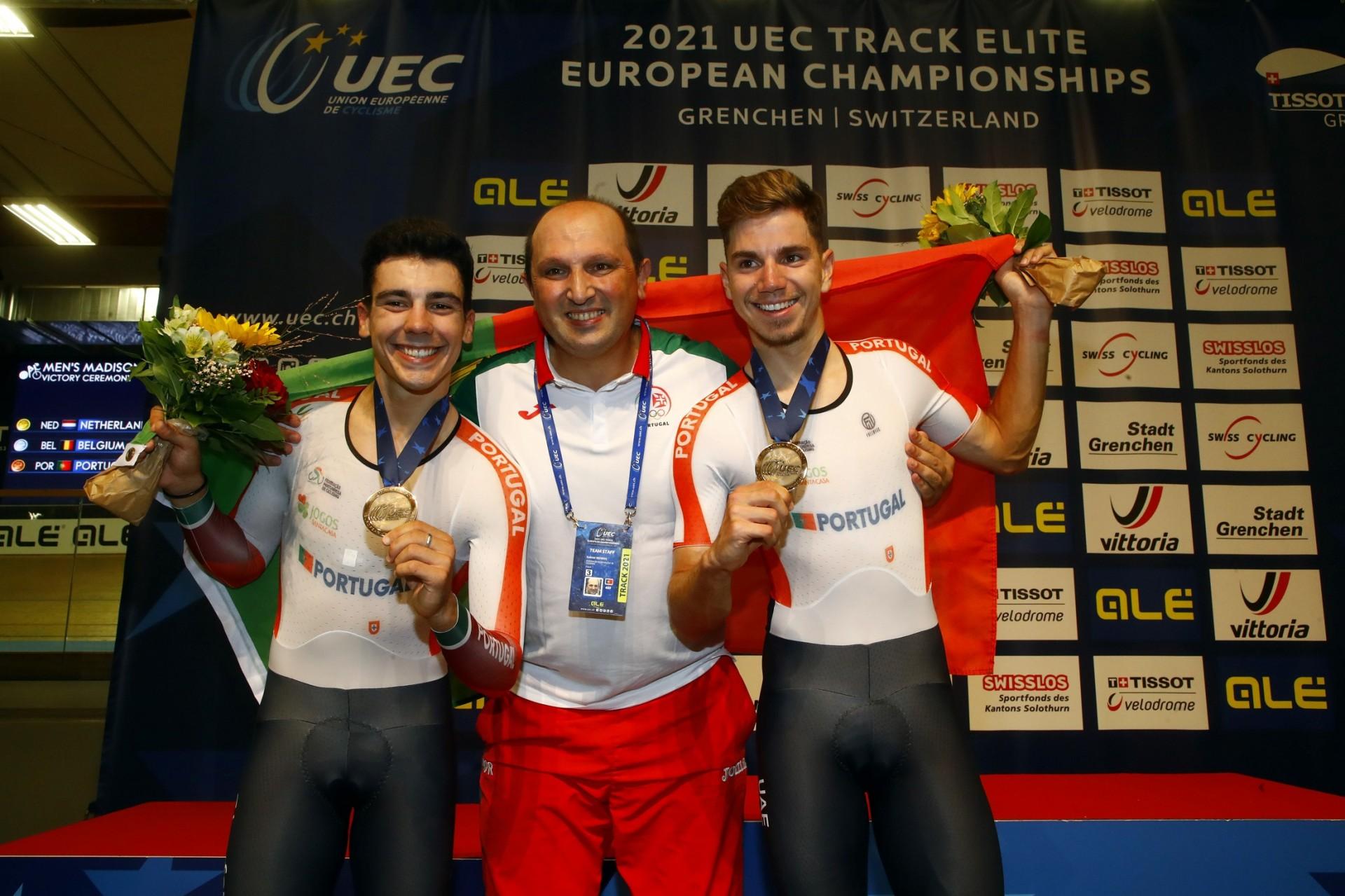 Portugal com quatro corredores no Mundial de Roubaix