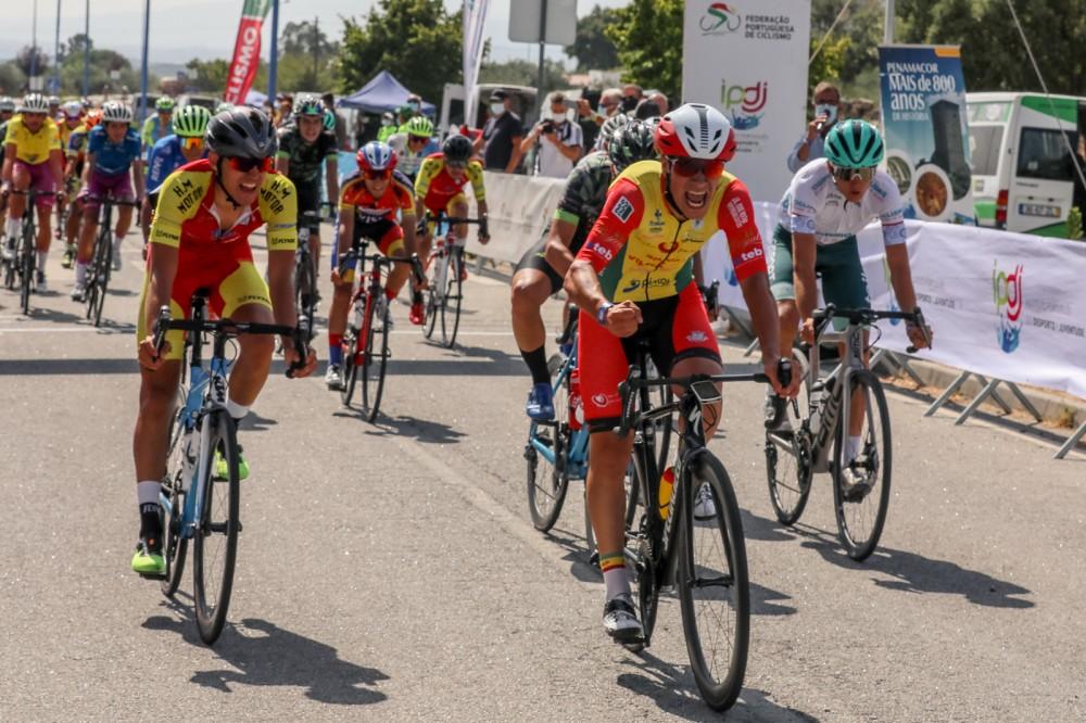 João Gomes conquista vitória ao sprint em Penamacor