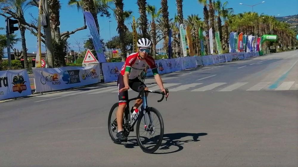 João Marques sexto classificado na corrida por pontos