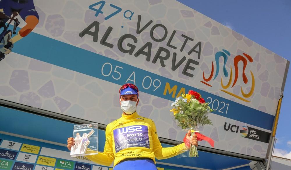 João Rodrigues conquista a Volta ao Algarve com exibição de força no Malhão