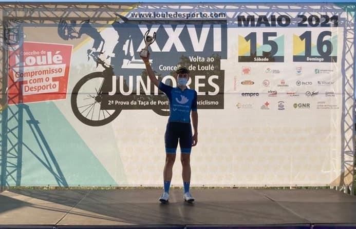 Juan Pedro Lozano triunfa em Loulé