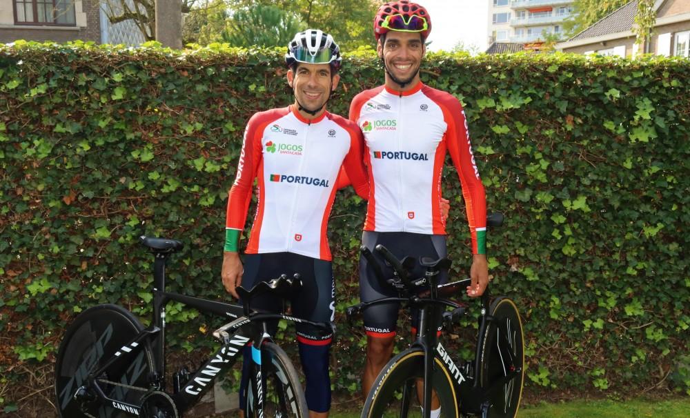 Nelson Oliveira e Rafael Reis abrem participação portuguesa no Mundial