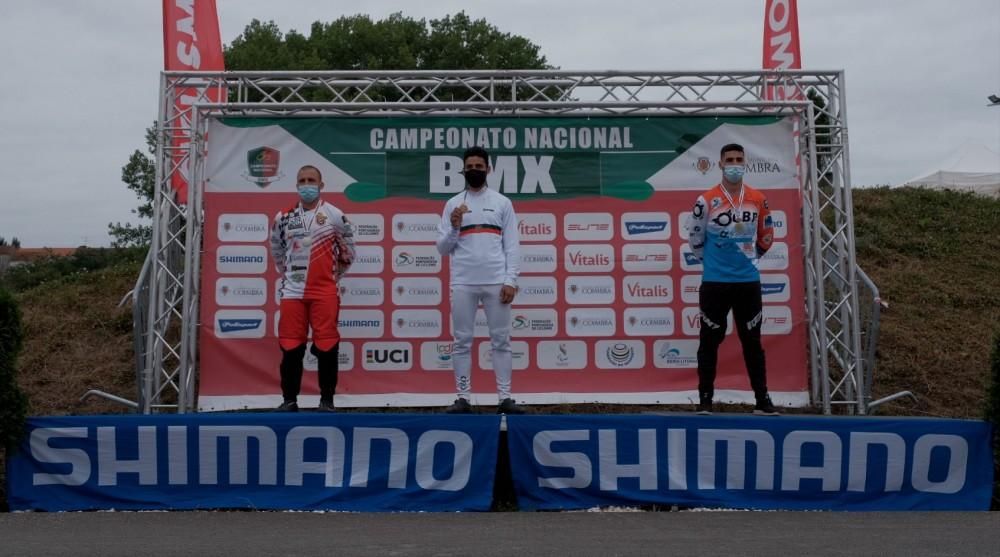 Bruno Cardoso revalida título nacional de elite