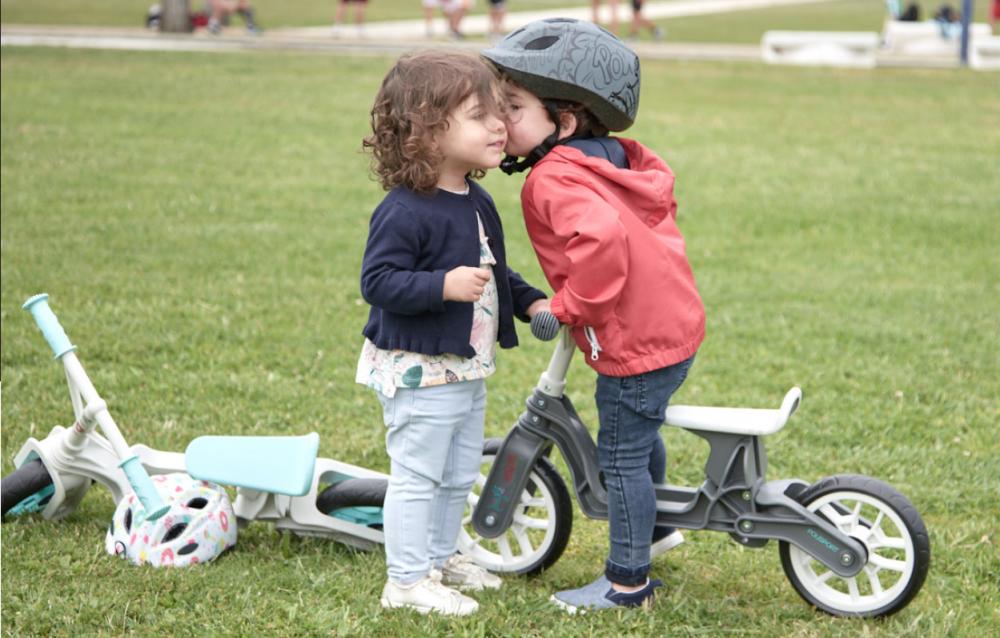 Federação parceira da Polisport na oferta de 100 bicicletas a creches